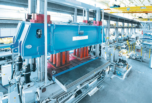 Automation for industrial processing technologies